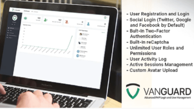 Photo of Vanguard v5.0.1 – Advanced PHP Login and User Management