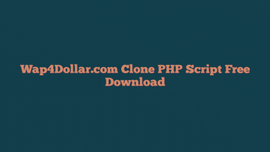 Photo of Wap4Dollar.com Clone PHP Script Free Download