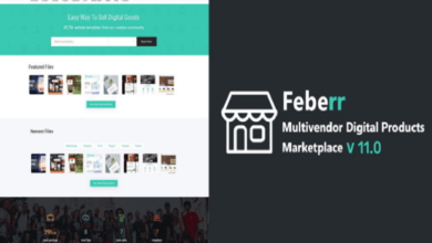 Photo of Feberr v11.0 – Multivendor Digital Products Marketplace