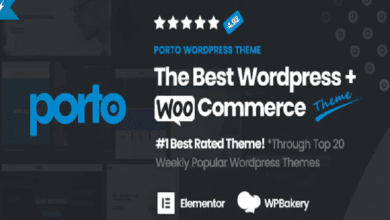 Photo of Porto v5.5.1 – Responsive eCommerce WordPress Theme