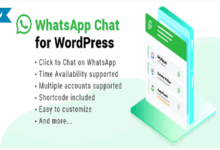 Photo of WhatsApp Chat WordPress v2.6