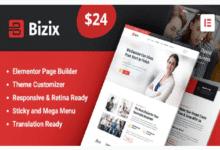 Photo of Bizix v2.0.2 – Corporate and Business WordPress Theme